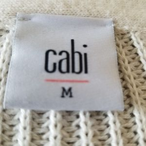 Cabi sweater size medium